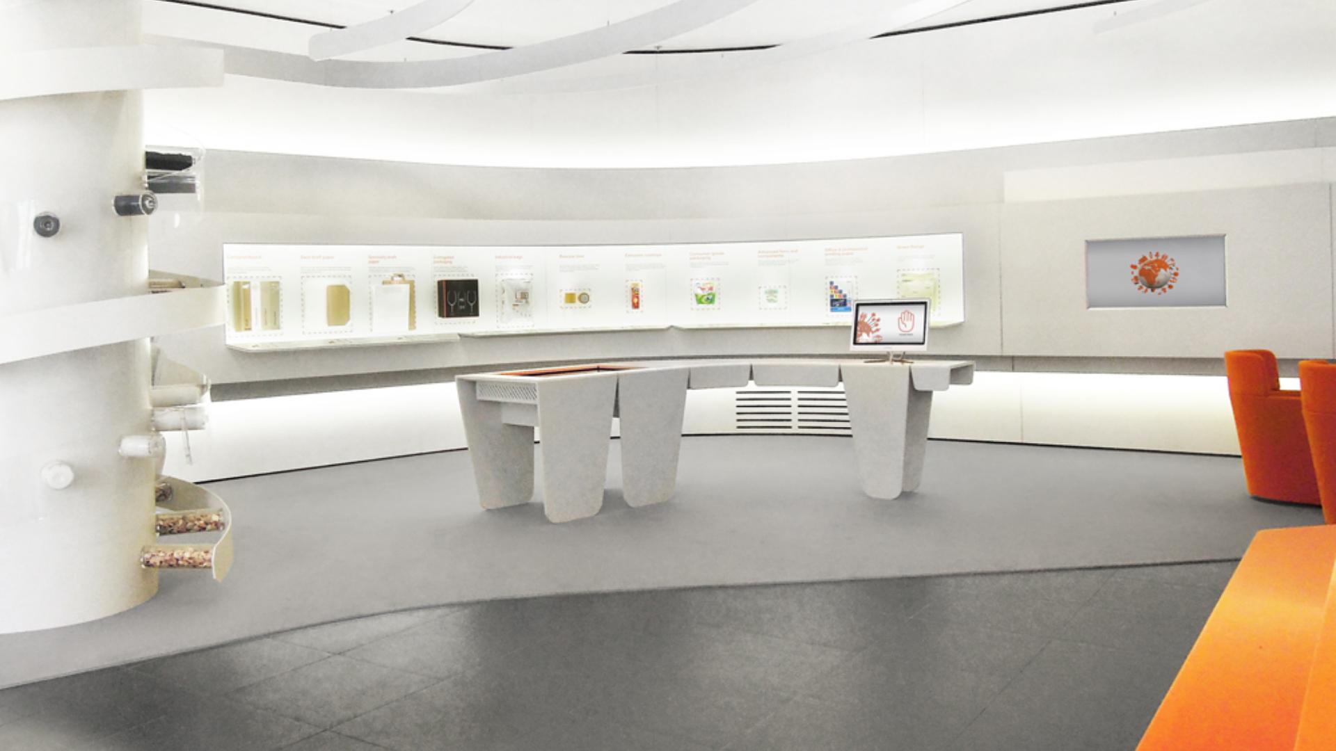 Mondi - Interaktiver Tisch - Objekterkennung - Token - Multitouch - realtime visions