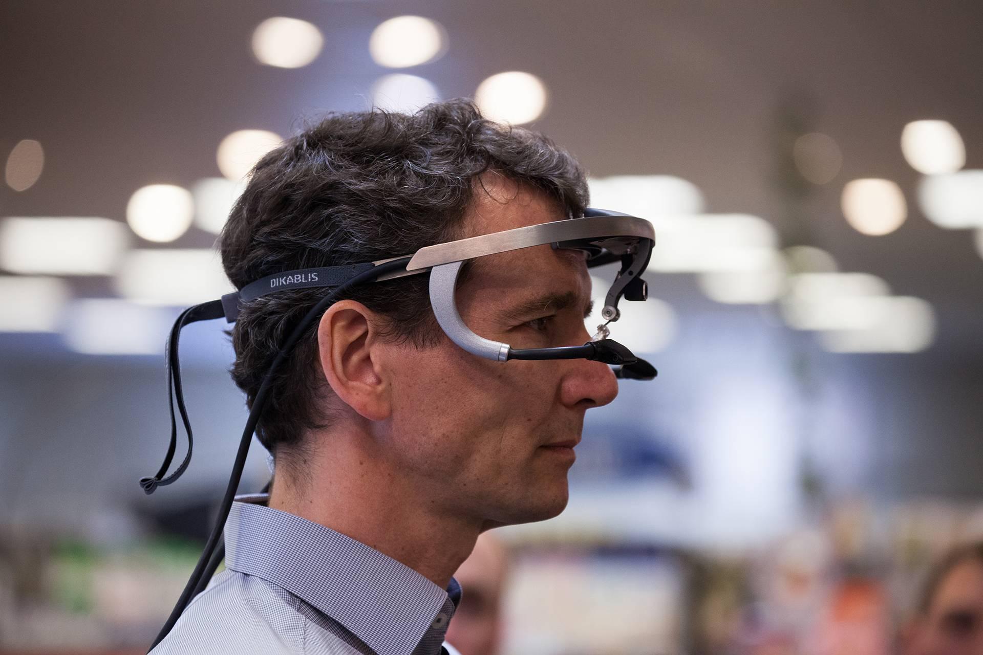 Forschung - Multisensorik - Creative Technology - POS - Supermarkt - Gesture Tracking - Emotion Tracking - Biomotion - realtime visions