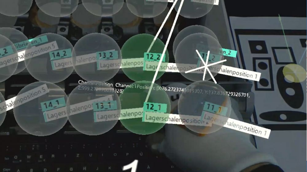 Nexonar - Hololens - Forschung - Augemented Reality - Industrie - Microsoft Hololens - realtime visions