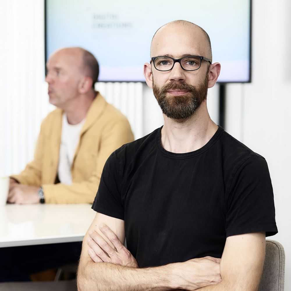 Dominik Rau - Head Of Development, Shareholder