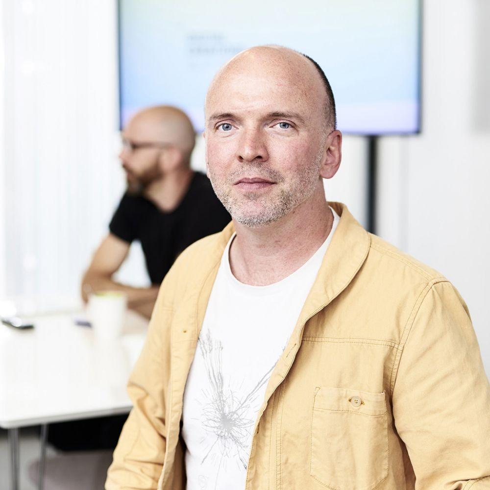 Martin Mack - Managing Director, Shareholder